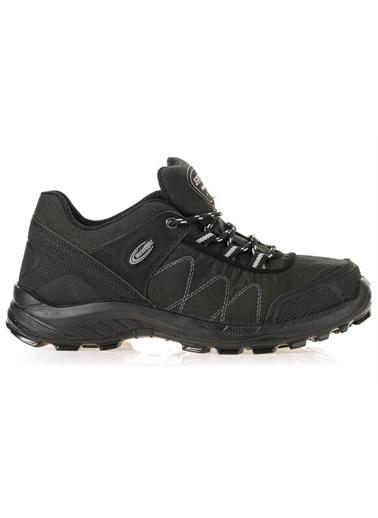 Scooter G1237 Unisex Tekstil Siyah Ayakkabı Siyah